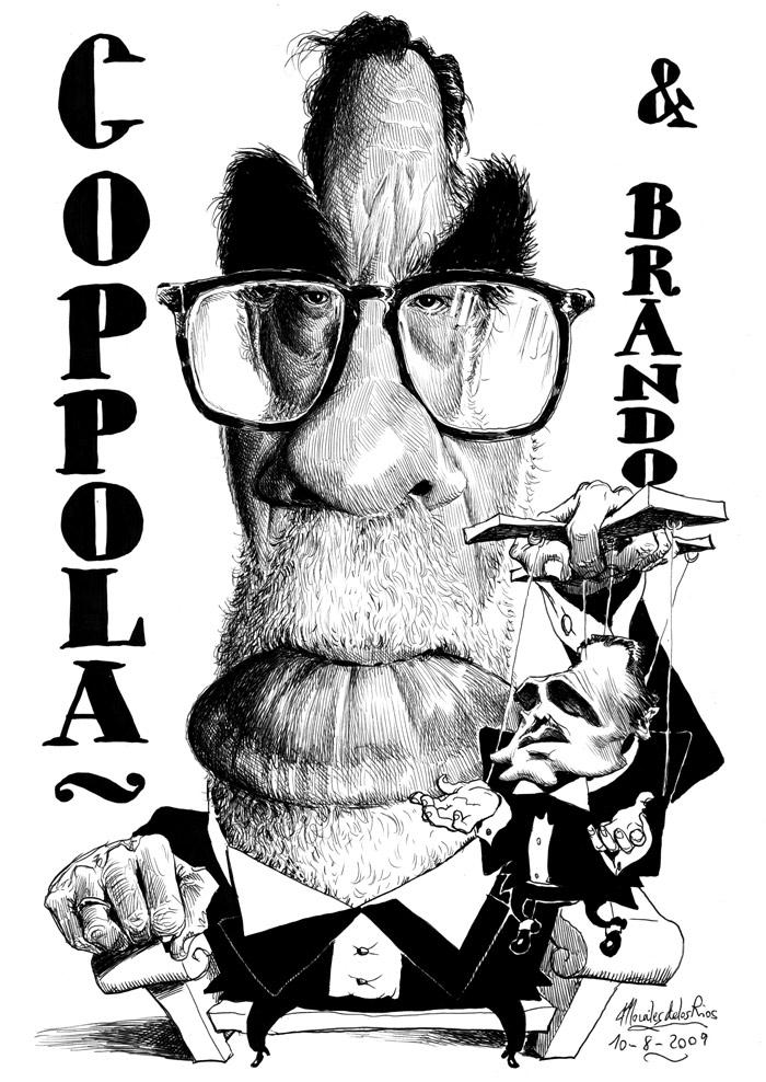 COPPOLA, Francis Ford (& Marlon BRANDO)