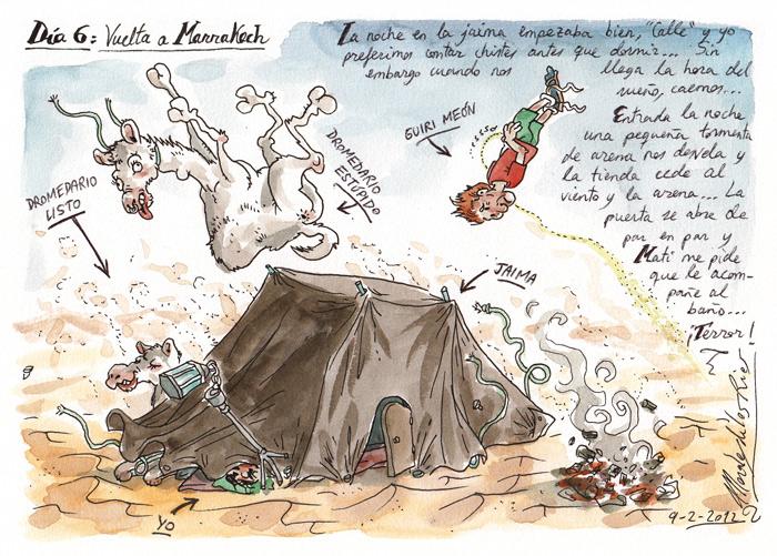 MARRUECOS 2012 - Pág 28. ZAGORA. Vuelta a Marrakech