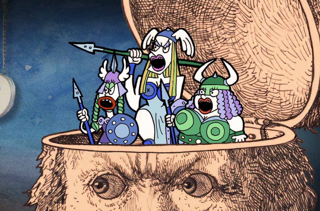 CINE: Animación