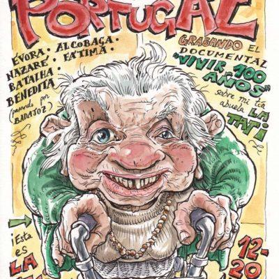 PORTUGAL 2014 - Pág 01. Portada
