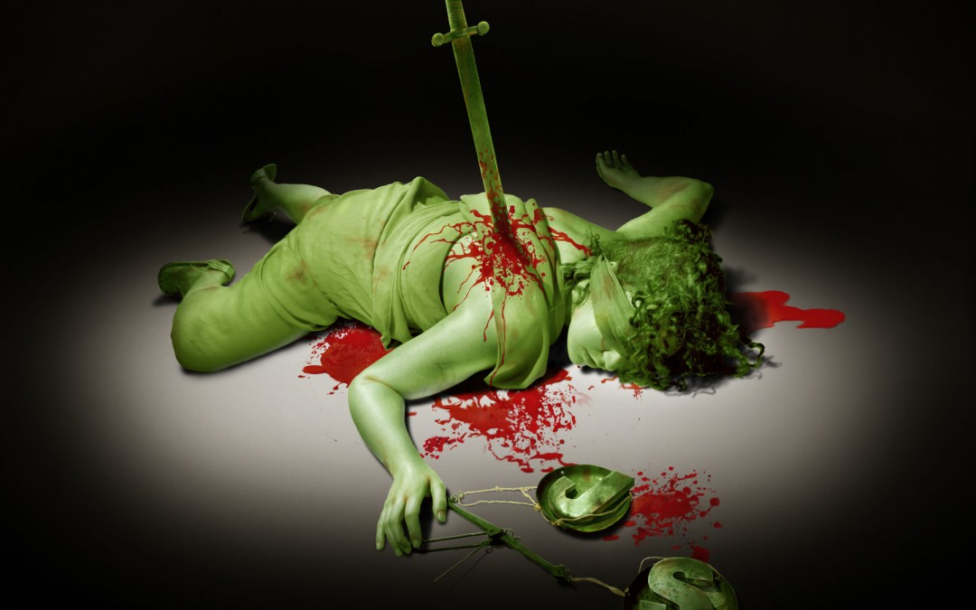 El Reality Show de Asesinos: JUSTICIA SANGRIENTA