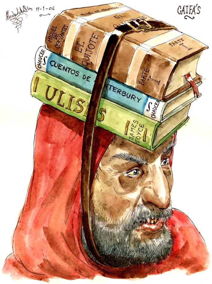 El Evangelio según San Judas - Caifás