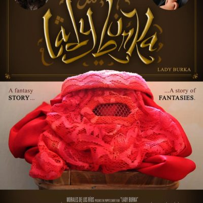 LADY BURKA - Official Poster