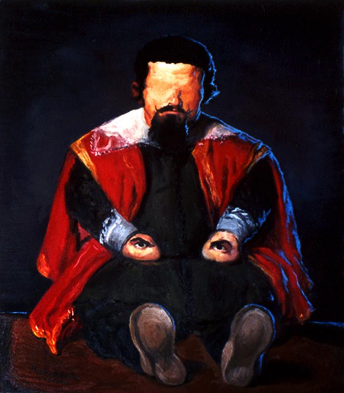 La última broma del Bufón Don Sebastián de Morra