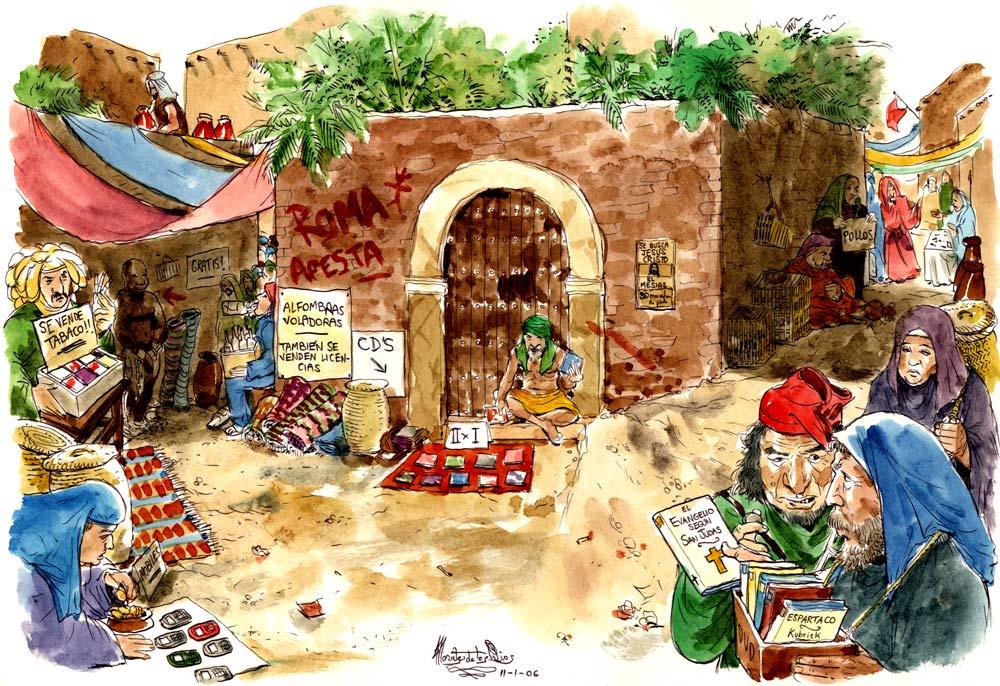 El Evangelio según San Judas - Mercado