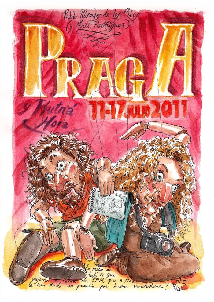PRAGA 2011 - Pág 01. Portada