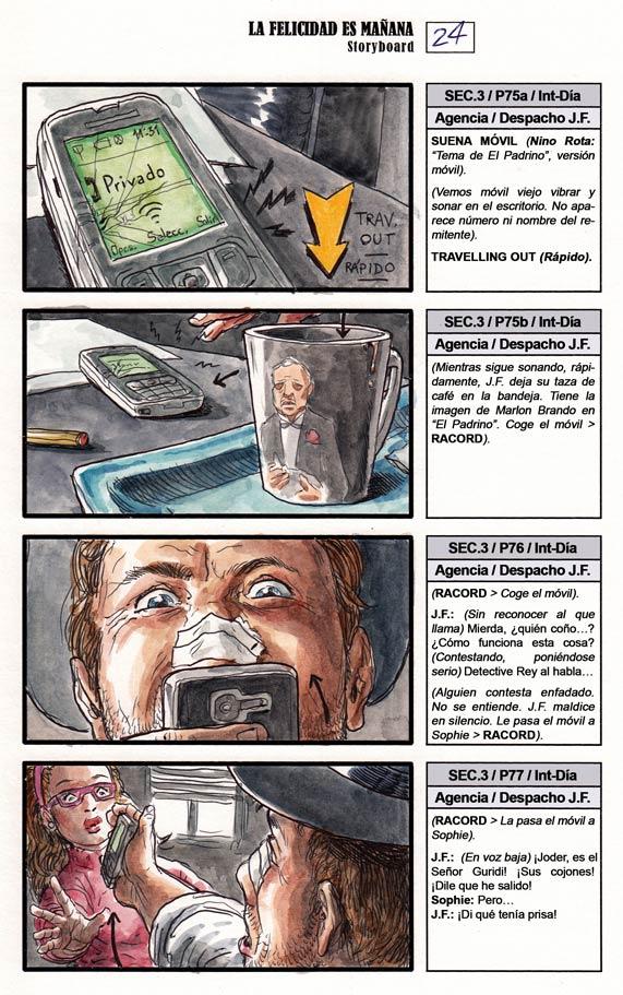 La Felicidad es Mañana - Storyboard, pag. 024