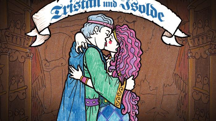 VERDI vs WAGNER - Tristan & Isolde