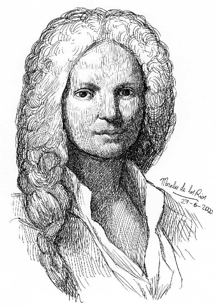 Vivaldi - Pequeño Réquiem por 21 hombres grandes