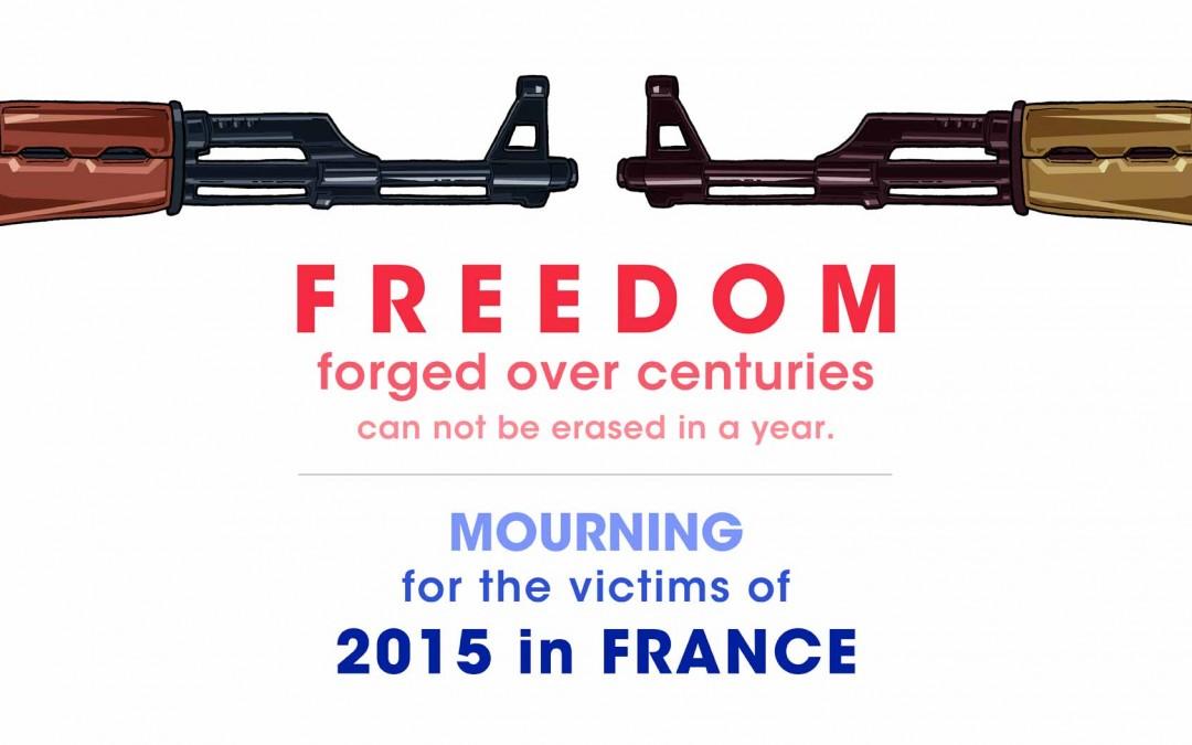 La 2ª REVOLUCIÓN FRANCESA ha comenzado…