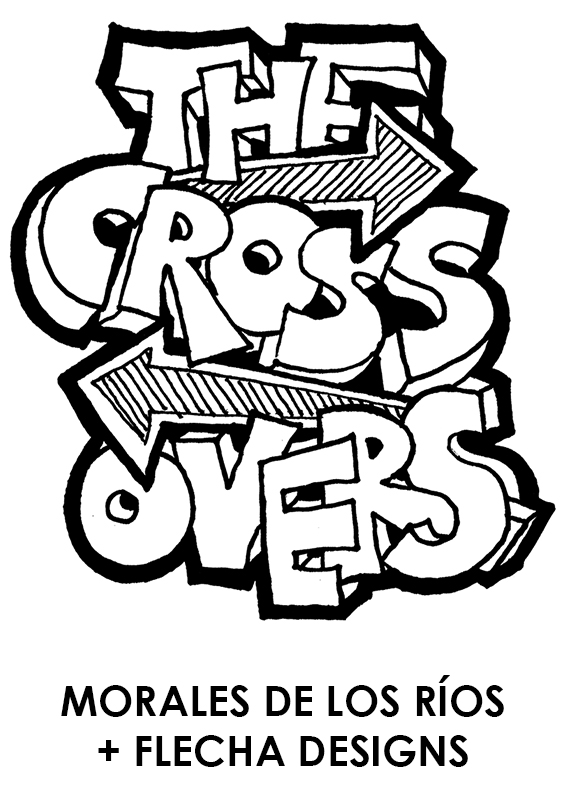 THE CROSSOVERS Logo